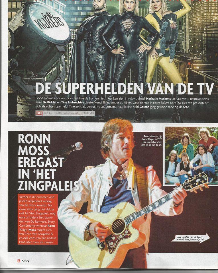 Story Magazine Belgium